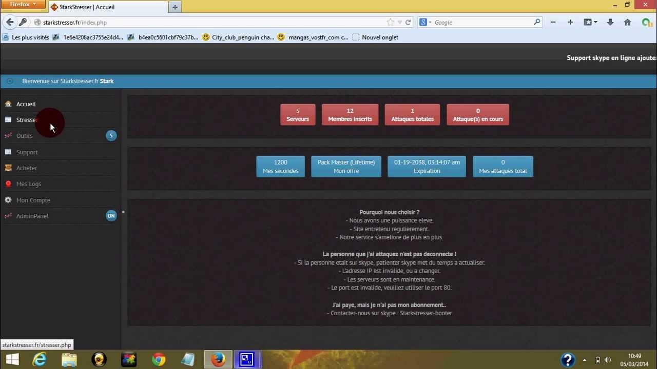 Best Of IP Stresser | Following Software